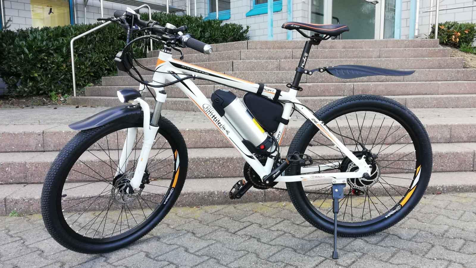 Hitec 21 Gang-500 Watt-Mountain bike